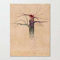 Sweet Birch (color variation) Canvas Print