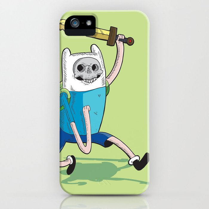 DEAD TIME iPhone Case