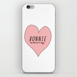 Bonnie McMurray iPhone Skin
