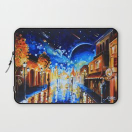 City of Stars Laptop Sleeve