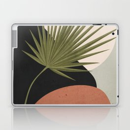 Tropical Leaf- Abstract Art 5 Laptop & iPad Skin