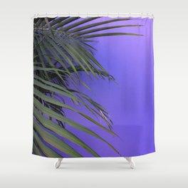 Indigo Nature Shower Curtain