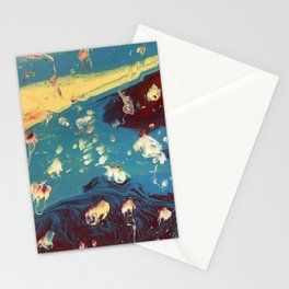 Galactic Rose Stationery Cards