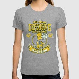 Defensive Dudes - Green Bay T-shirt