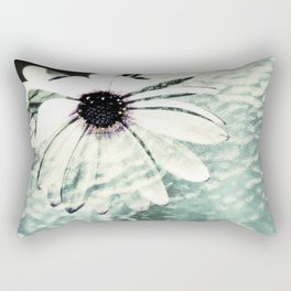 Abstract Poetry Rectangular Pillow