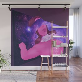 Law of attraction Wall Mural