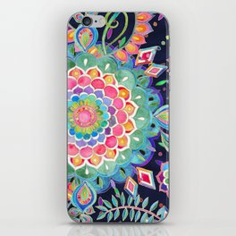 Color Celebration Mandala iPhone Skin