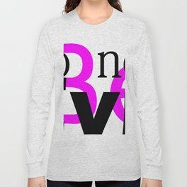 Do not be evil Long Sleeve T-shirt