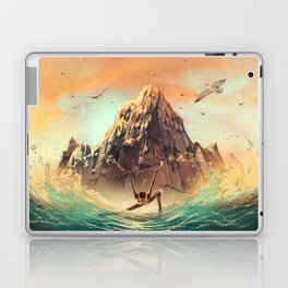 CAPRICORN from the Dancing Zodiac Laptop & iPad Skin