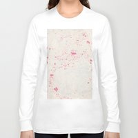 palm Long Sleeve T-shirts featuring Palm by Debbie Chessell