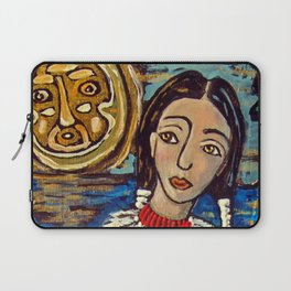 Brother Moon * Nature Maiden Laptop Sleeve