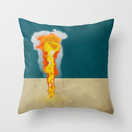 Exodus 13:21 Throw Pillow