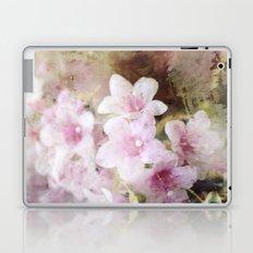 Floral Pink Laptop & iPad Skin