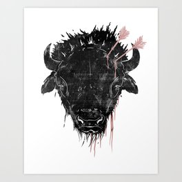 what have we done... Art Print