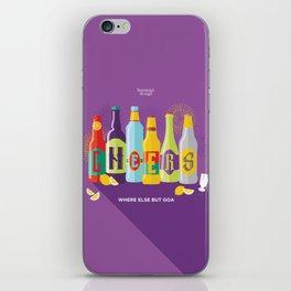 Cheers! iPhone Skin