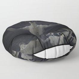 DoublePipe001 Floor Pillow