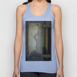 She's no longer with us Unisex Tank Top