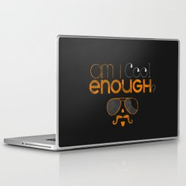 Am I cool enough? Laptop & iPad Skin
