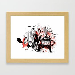 Manifest Dreams Framed Art Print