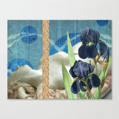 Youngest of the Pleiades Canvas Print