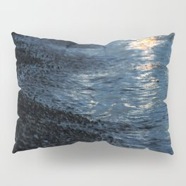 seashore in the evening Pillow Sham