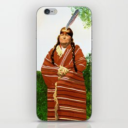 Chickasaw iPhone Skin