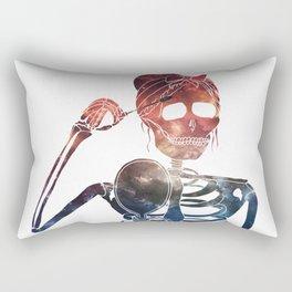 Skin Deep Rectangular Pillow