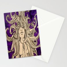 Medusa's Prayer  Stationery Cards