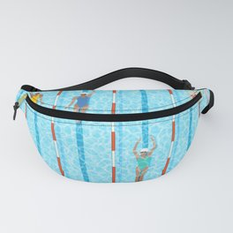 SWIMMERS Fanny Pack