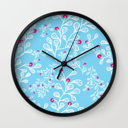 Petite mon amour sky Wall Clock