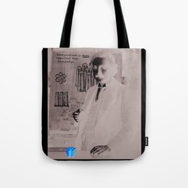Imagination > Knowledge Tote Bag