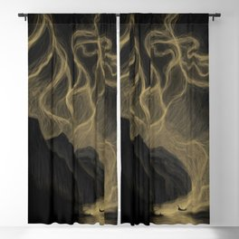Arrival of the Gods Blackout Curtain