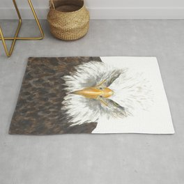 Disappointed Eagle Rug