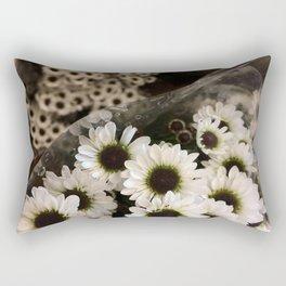 Gerbera Daisies Rectangular Pillow