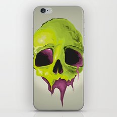 Liquid Skull iPhone & iPod Skin