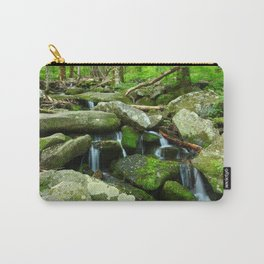 Running Water Carry-All Pouch
