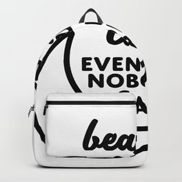 Beautiful things design Backpack