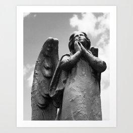 Prayer for Peace Art Print