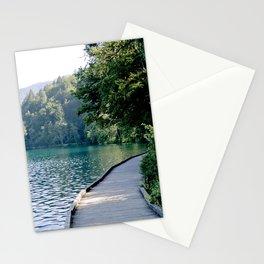 Lake Boardwalk Stationery Cards