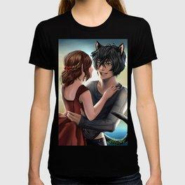 Chishio and Ketsueki T-shirt