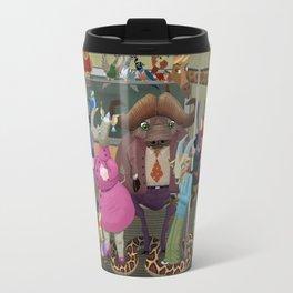 MTA Zoo Travel Mug