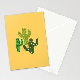 Cactus (Minimal) Stationery Cards