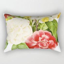 Vintage Bouquet Rectangular Pillow