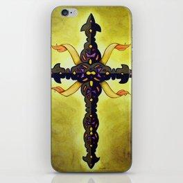 Cross of Colors iPhone Skin