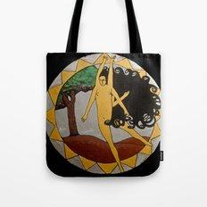Kali Dancing Tote Bag