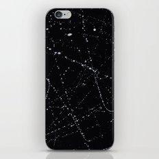 Dazed + Confused [Black] iPhone & iPod Skin