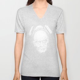 Mr. Heisenberg Unisex V-Neck