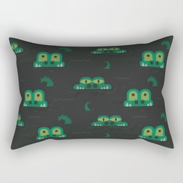 See you later alligator (Patterns Please) Rectangular Pillow