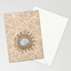 Meeting Circles Stationery Cards