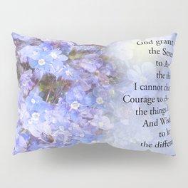 Serenity Prayer Veronica Pillow Sham